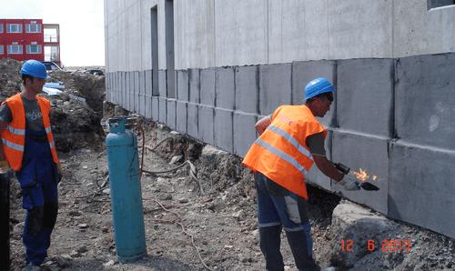 Spodní stavby a sanace vlhkého zdiva